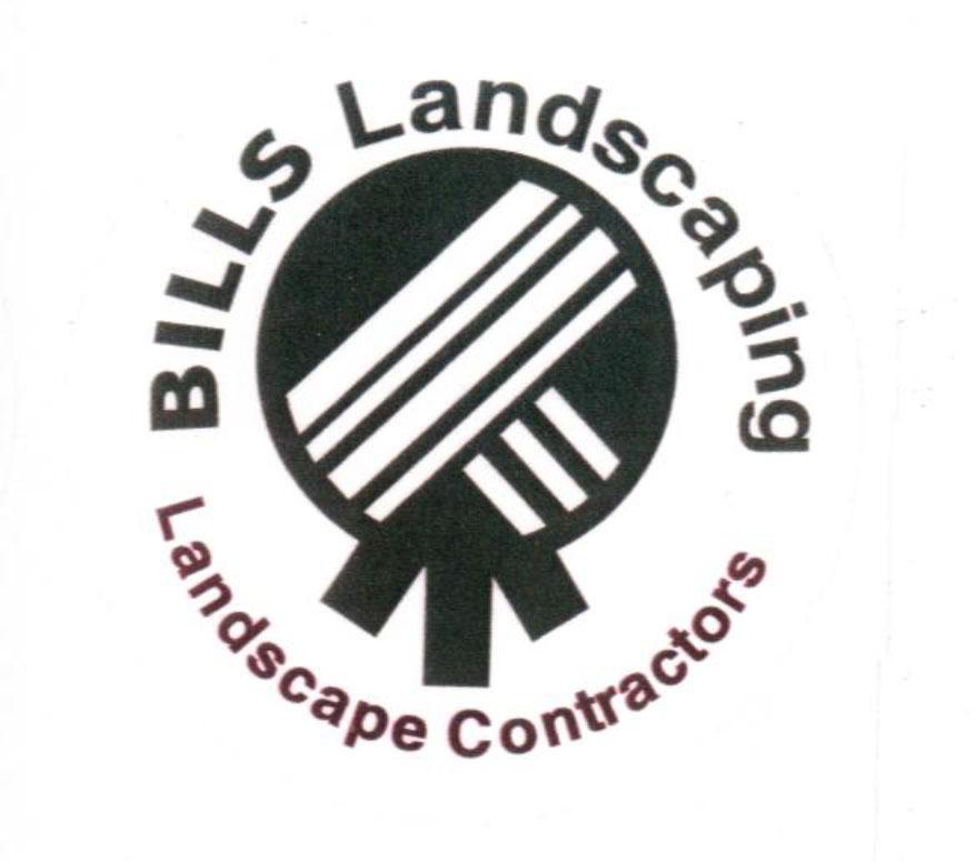 Bill's Landscaping: Tee Sponsor for Aug. 28 Golf