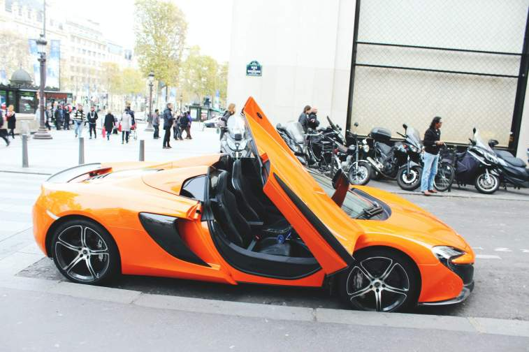 Frankreich-Paris-City