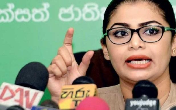 மக்கள் கண்களை திறப்பார்கள்: ஹிருணிகா - Alayadivembuweb