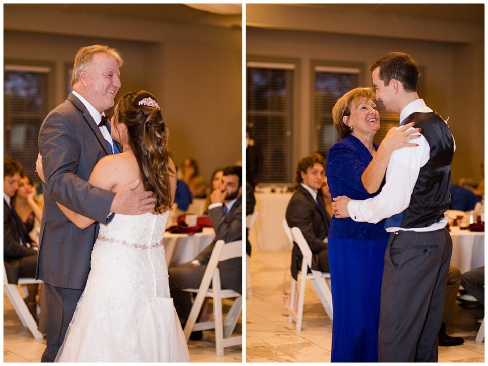 father daughter dance and mother son dance at station 67