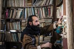 Hamzeh organizing books 2