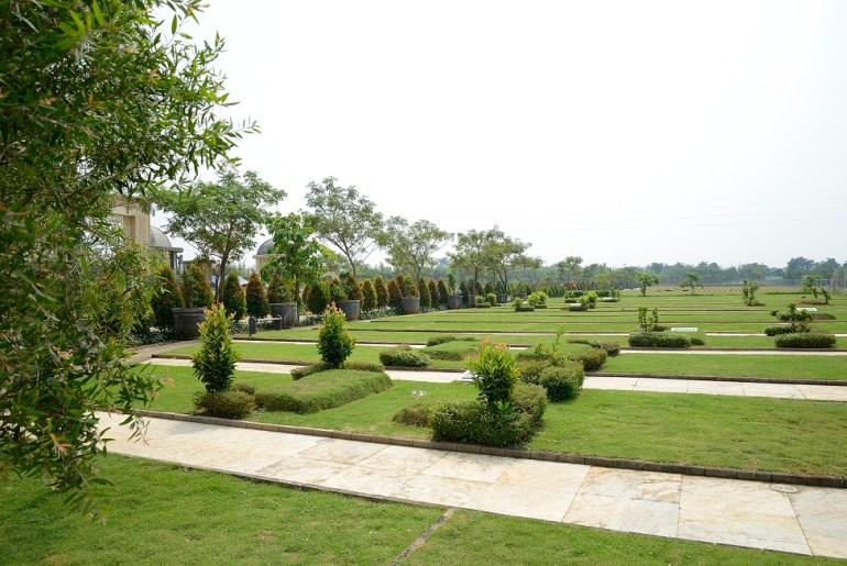 manfaat tanaman yang ada di al-azhar memorial garden