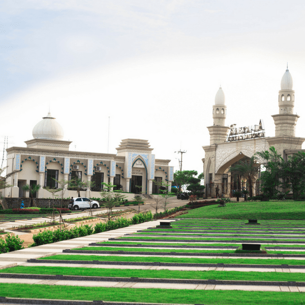 suasana al azhar memorial garden
