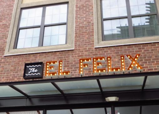 The El Felix Avalon Mexican Restaurant