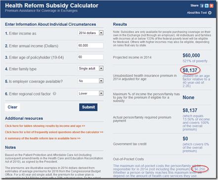 Health Reform Subsidy Calculator - Kaiser Health Reform_2013-04-26_07-18-43