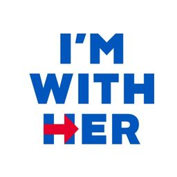 I'm With Her Logo