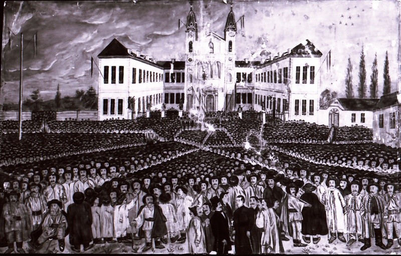 Imagini pentru A treia Adunare naţională de la Blaj 1848 photos
