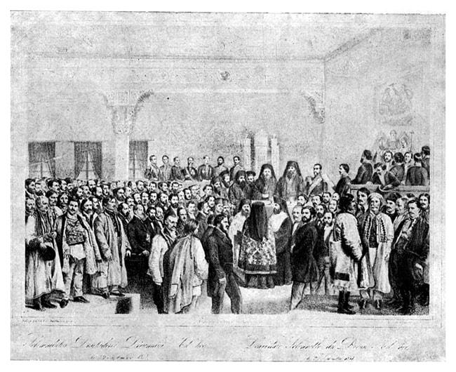 Image result for unirea de la 1859 photos