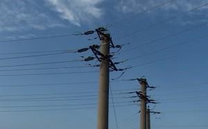 stalpi curent energie electrica
