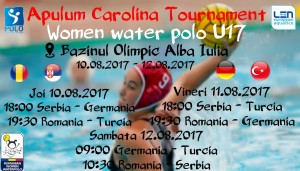 afis Apulum Alba Iulia