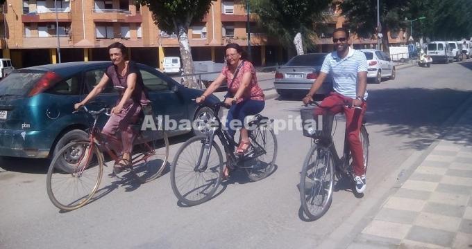 La Pasarela Ciclista se ha tragado más de 600.000 euros de la reurbanización de La Estrella y La Milagrosa