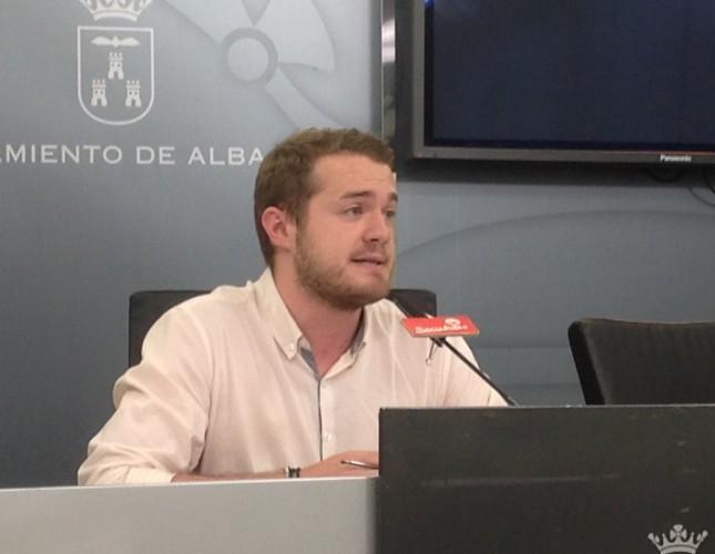El PSOE propone al alcalde crear 50 puestos de trabajo con el 6% de lo recaudado en la Feria de Albacete