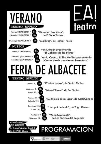 EA! Teatro prepara un Feria muy Albaceteña