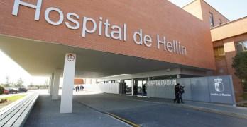 Muere en el hospital de Hellín el hombre hallado en la calle herido por arma blanca en el abdomen