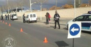 La Policía Local de Albacete participa en la Campaña Especial de Vigilancia y Control de Furgonetas de la DGT