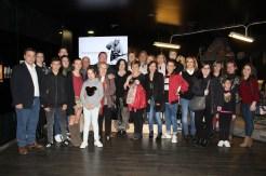 Foto con la familia de Nino Expósito.24-3-17
