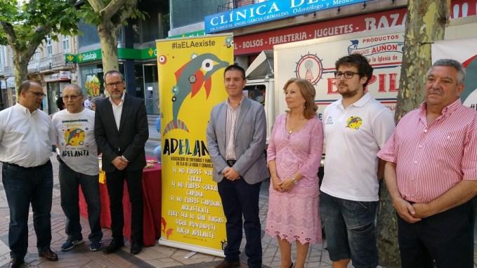 Colaboración para seguir avanzando en la lucha contra el ELA