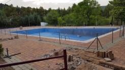piscina paterna del madera