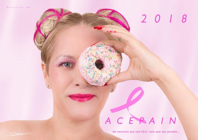 Un calendario para seguir luchando contra el cáncer