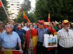 concentración apoyo catalanes 3