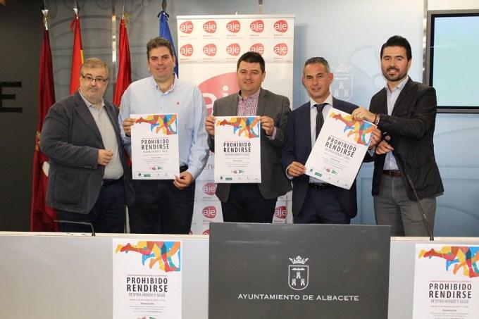 Una carrera para homenajear a los edificios más emblemáticos de Albacete capital