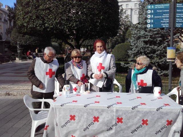 Cruz Roja Albacete atiendió en 2016 a más de 32.000 personas