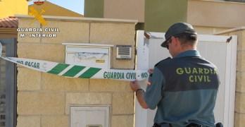 Cinco detenidos y un investigado por robo en 37 casas deshabitadas en la pedanía de La Felipa