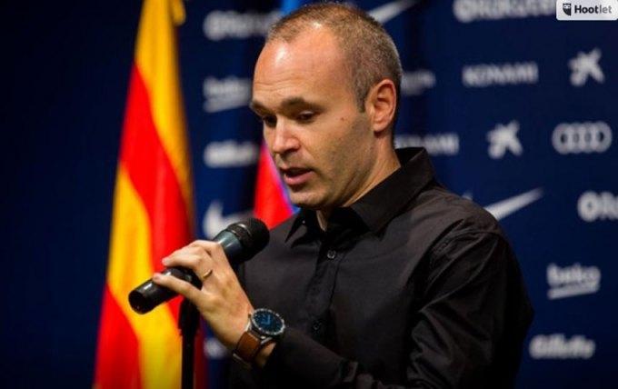 """Iniesta anuncia su marcha del Barcelona: """"Me voy sintiéndome útil y siendo honesto conmigo mismo"""""""