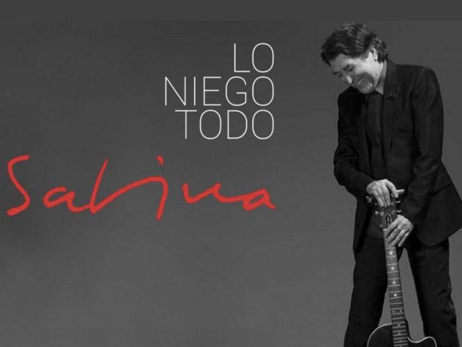 """Sabina está """"en las mejores condiciones personales"""" de cara a su concierto en Albacete"""