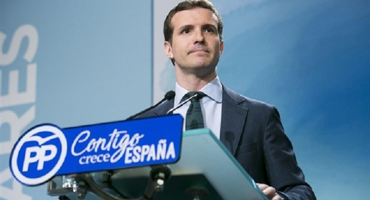 Pablo Casado se hace con Castilla-La Mancha de la mano de Cospedal