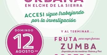 Una 'Marcha Urbana' por la Sierra del Segura para luchar contra el cáncer