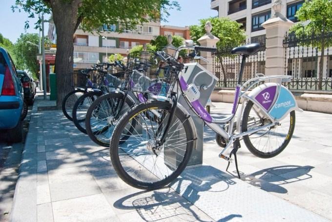 ¿Dónde pondrías nuevas paradas del servicio de préstamo de bicicletas?