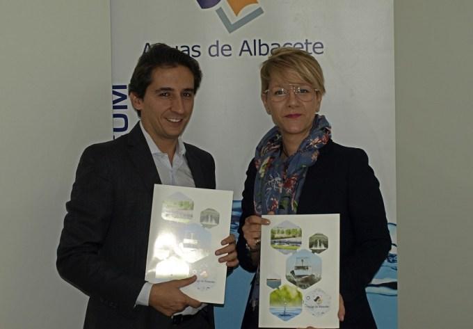 Aguas de Albacete se suma a la investigación en la lucha contra el cáncer de la mano de Acepain
