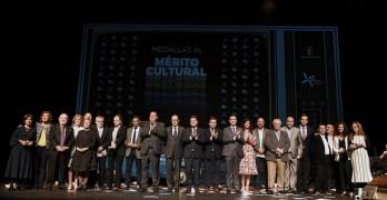 GALERÍA | El mérito cultural se viste de premios en Albacete