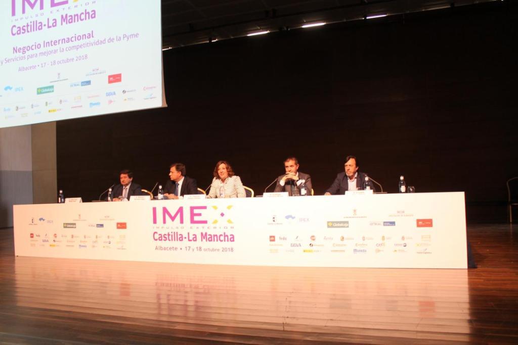 Arranca la III edición de IMEX Castilla-La Mancha con la participación de cerca de 900 profesionales