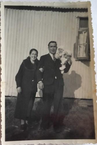 Anastasia Tsackos, la albaceteña hija de un brigadista que nació en un campo de concentración