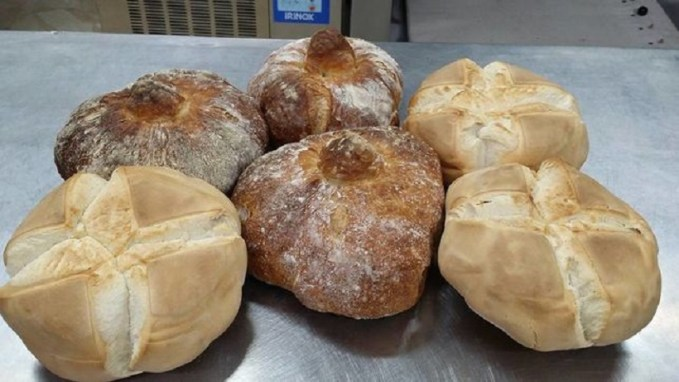 Panadería Sahuquillo de Villamalea, una de las paradas de la ruta del buen pan en Castilla-La Mancha