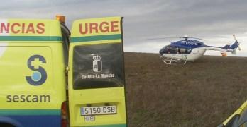 Trasladan al hospital de Albacete a las dos mujeres agredidas por su hermano con un hacha