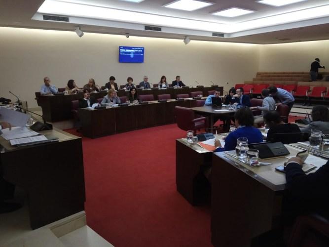El Pleno exige la puesta en marcha de las medidas que contempla el Pacto de Estado Contra la Violencia de Género