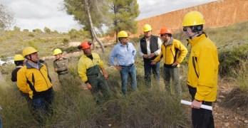 La Junta invertirá 760.000 euros para prevenir incendios forestales en las comarcas de Hellín y Liétor