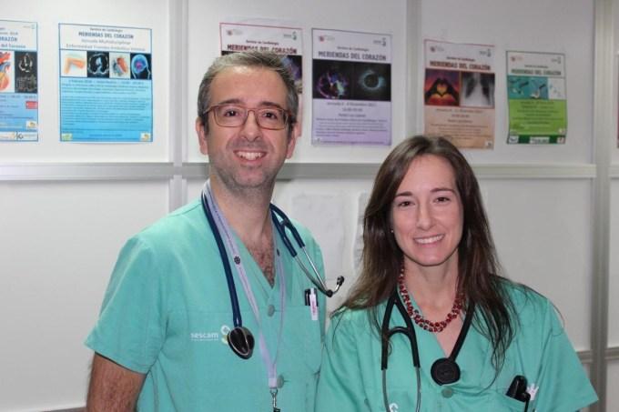 El Servicio de Cardiología del Hopistal de Albacete inicia un proyecto para seguir a pacientes que sufrieron un infarto