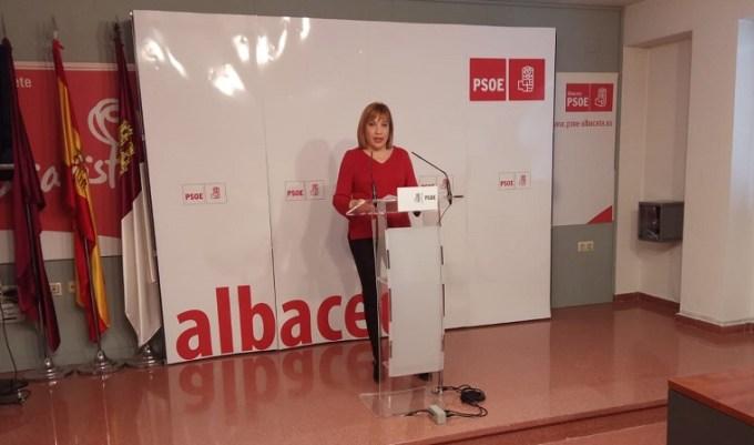 """Amparo Torres (PSOE): """"No vamos a permitir ni un paso atrás en la lucha por la igualdad"""""""