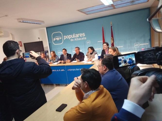 """El PP de Castilla-La Mancha pedirá incluir """"valores de españolidad"""" en el sistema educativo"""