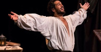 """Antonio Campos o el último amor de Lorca en Toledo: """"El teatro descontractura el alma"""""""