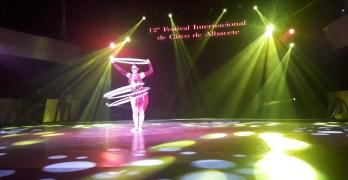 VÍDEOS | El Festival Internacional de Circo de Albacete sube el telón