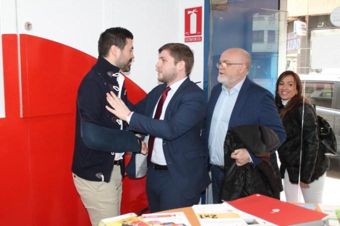 El Plan Adelante ha atraído una inversión cercana a los 100 millones de euros a la provincia de Albacete, según Hernando