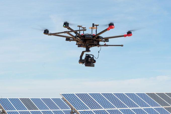Drones para prevenir incendios forestales, la última apuesta de Eiffage
