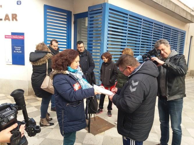 CCOO inicia una campaña de recogida de firmas para denunciar la falta de personal en las cinco Escuelas Infantiles de Albacete