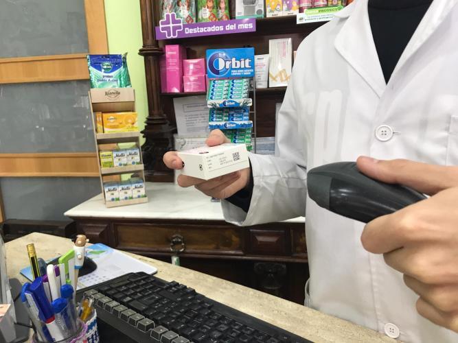 Este sábado entra en vigor el nuevo sistema para evitar medicamentos falsificados