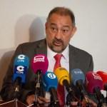 Julián Garde se convierte en el cuarto rector de la Universidad de Castilla-La Mancha desde su creación